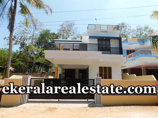 70 lakhs 4 bhk house for sale at Njandoorkonam Sreekariyam Trivandrum Sreekariyam real estate properties sale