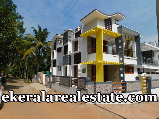 land and new house for sale at Kundamankadavu Peyad Trivandrum real estate properties sale