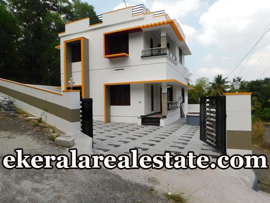 new House Below 52 Lakhs 5.25 Cents 1820 Sqft 3 Bhk Sale at Thachottukavu Peyad Trivandrum