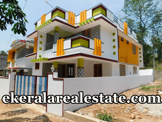 4 bhk new house for sale at Thachottukavu Trivandrum Thachottukavu real estate properties sale