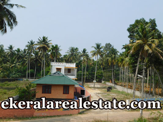 below 5 lakhs per cent house plot for sale at Pappanamcode Karamana Trivandrum real estate properties sale
