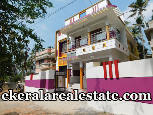 62 lakhs newly build house for sale at Kakkamoola Vellayani Trivandrum Vellayani real estate properties sale