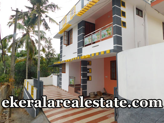 50 lakhs double storied house for sale at Nettayam Vattiyoorkavu Trivandrum real estate properties sale