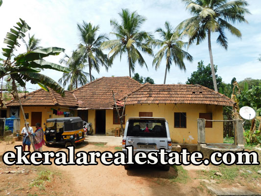 Land and Old Tiled House For Sale at Kunnapuzha Thirumala Trivandrum Thirumala  real estate properties sale