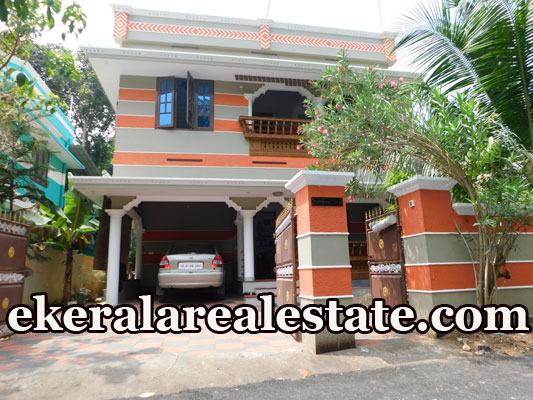 road frontage house for sale at Vellayani Kakkamoola trivandrum real estate properties sale