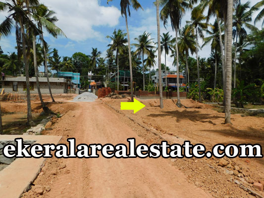 5 lakhs per Cent house plot for sale at Kundamankadavu Bridge Thirumala Trivandrum real estate properties sale