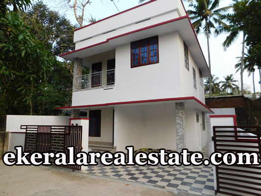 48 lakhs new house for sale at Chenkottukonam Sreekariyam Trivandrum Sreekariyam real estate properties