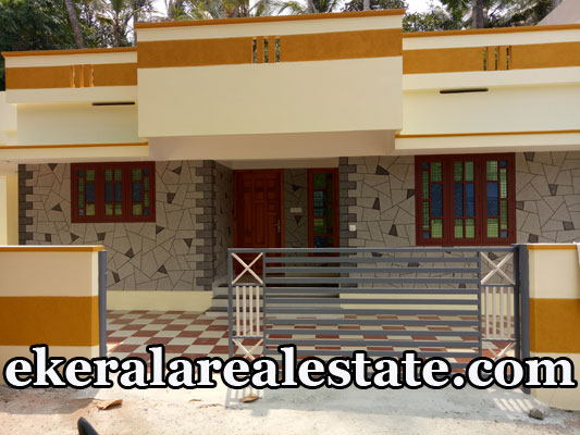 33 lakhs new house for sale at Near Skyline Park Villas Peyad Trivandrum real estate properties