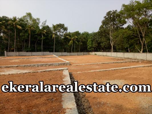 land plot for sale at Pothencode Sreekaryam Trivandrum Pothencode real estate properties