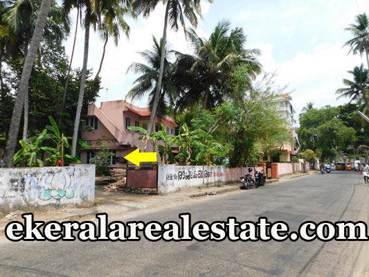 22 lakhs per Cent house plot for sale at Pottakuzhi Thekkumoodu Road Pattom Trivandrum