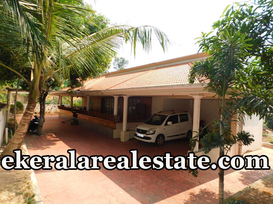 35 Cent land and 3 bhk house for sale at Enikkara Peroorkada Trivandrum Enikkara real estate properties sale