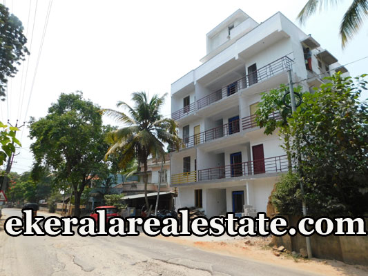 64 lakhs 1600 sq.ft apartment for sale at Vazhayila Peroorkada Trivandrum Peroorkada real estate properties sale