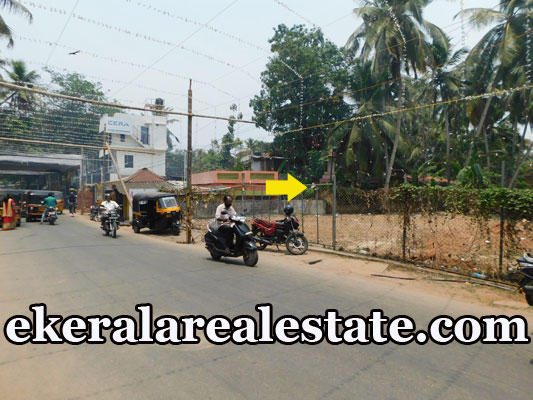 14 Cent plot for sale at Muttathara Junction Enchakkal Trivandrum Enchakkal real estate properties sale