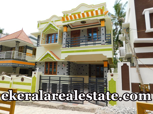 50 lakhs new house for sale at Thachottukavu Trivandrum Thachottukavu real estate properties sale
