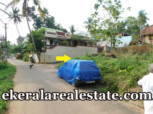4 Cent plot for sale at trivandrum Peroorkada Ranni Lane real estate properties sale