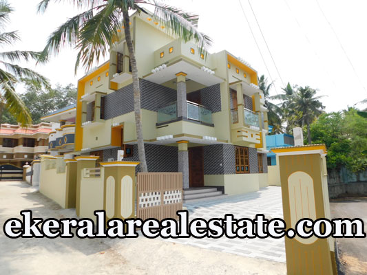 4 bhk double storied new villa for sale at Mattuppavu Perukavu Thirumala Trivandrum real estate kerala