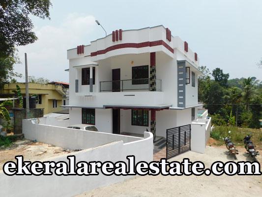 land and house for sale at Perukavu Thirumala Trivandrum real estate kerala