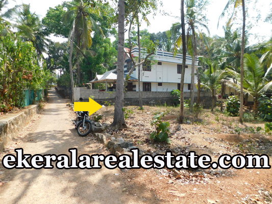 Residential Land Sale at Kurishumuttam Thirumala Trivandrum real estate