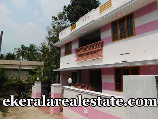60 Lakhs New Budget VIllas Sale at Malayinkeezhu Trivandrum