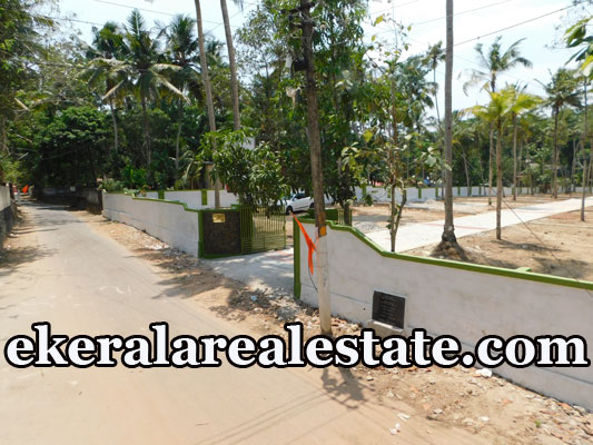 Villa House Plots Sale at Mangalapuram Technocity Trivandrum