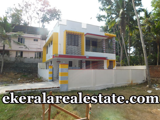 House located near Sreekariyam junction Area: 4.2 cents 1900 sqft 3 bedrooms (attached) Sreekariyam jn – 400 mtr Price : 75 Lakhs Contact : +91 9387872125 When you call, plz mention that you found this ad on ekeralarealestate.com