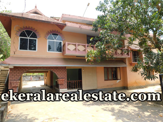 Land and House Sale Near Chirayinkeezhu Sarkara Devi temple Attingal Trivandrum
