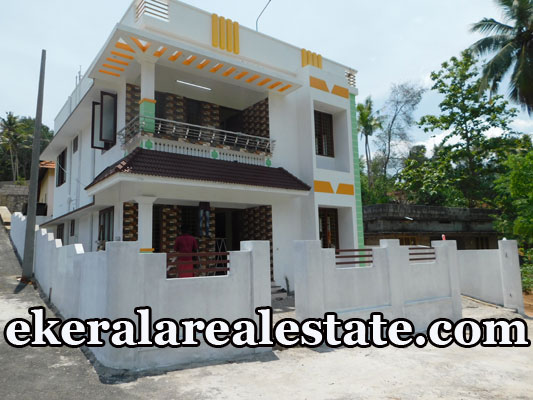 58 lakhs new house for sale at Pothencode Trivandrum real estate kerala properties sale