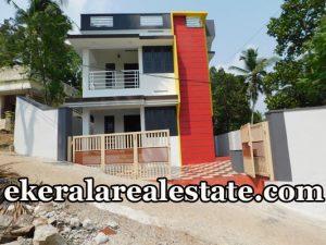 45 lakhs 3 bhk house for sale at Vazhayila Peroorkada Trivandrum real estate kerala