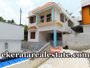 1400 Sqft 3 Bed Rooms New House Sale at Peyad Trivandrum real estate