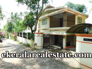2 Storied house for sale at Mukkola Mannanthala trivandrum real estate kerala