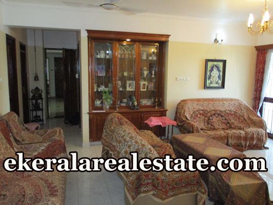 2 crore furnished flat sale at Kowdiar Trivandrum